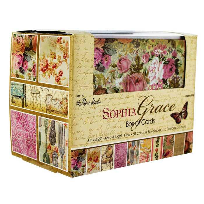Sophia Grace Box Of Cards | Hobby Lobby | 522177